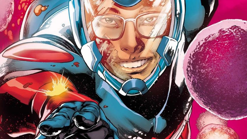В Injustice 2 появится новый герой Атом