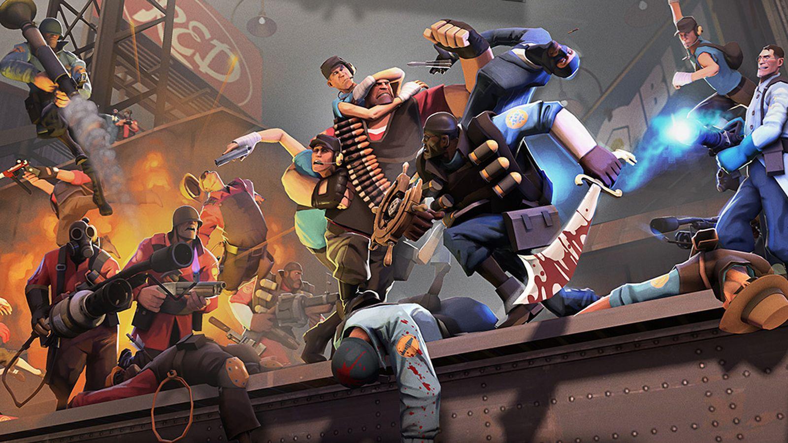 Обзор патча Jungle Inferno для Team Fortress 2