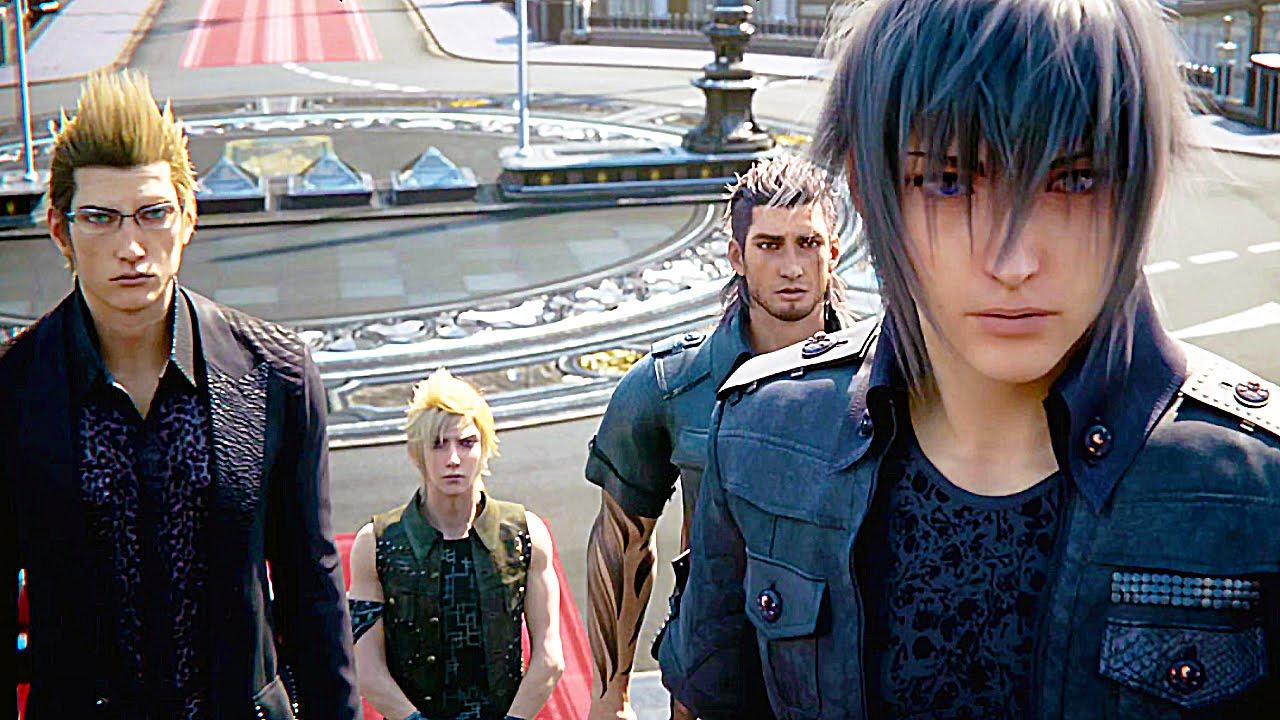 """Выход DLC """"Comrades"""" для Final Fantasy XV перенесен на ноябрь"""