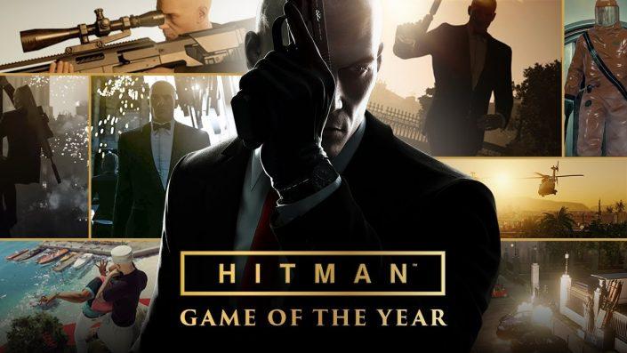Hitman: Game of the Year Edition выйдет уже в ноябре