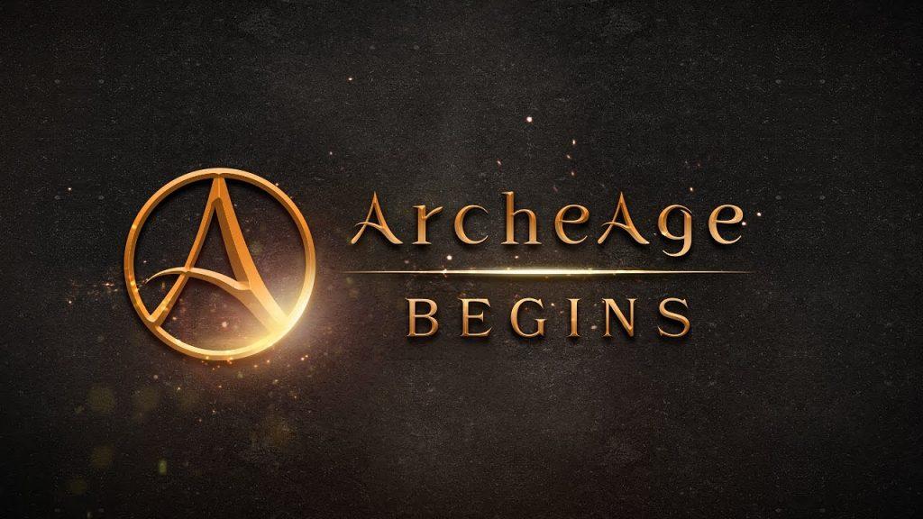 Финальный трейлер для мобильной игры ArcheAge Begins