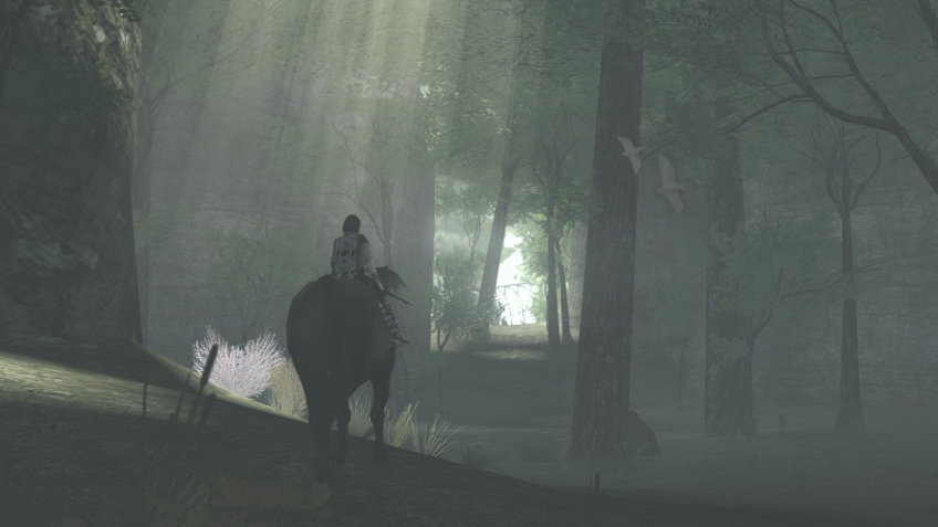 Shadow of the Colossus бьет рекорды продаж