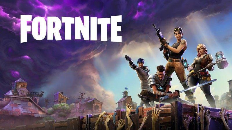 Королевскую битву Fortnite создали за два месяца