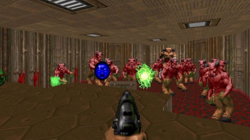 После двадцать четырех лет отыскали последний секрет в Doom 2