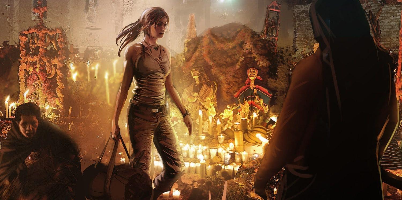 DLC The Forge для Shadow of the Tomb Raider выйдет в средине ноября