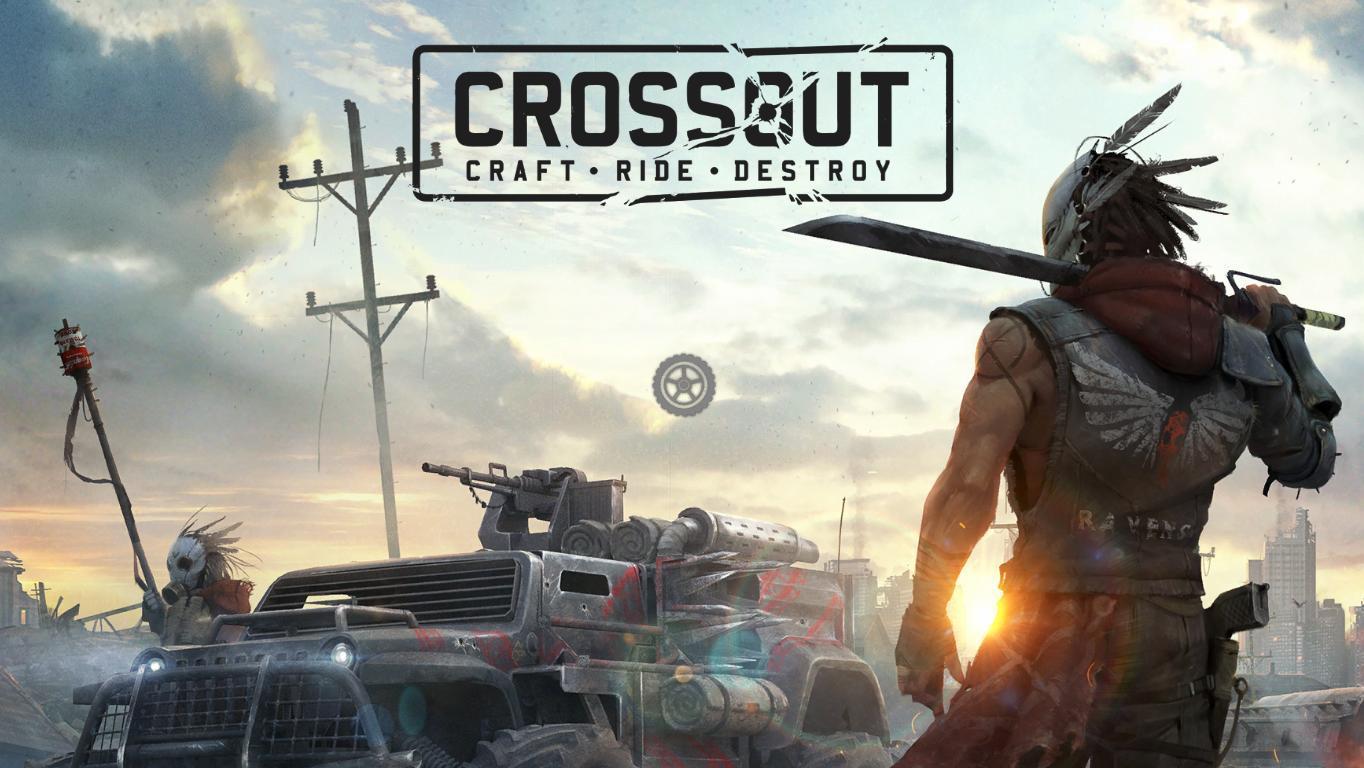 Началось тестирование режима «Приключение» для Crossout