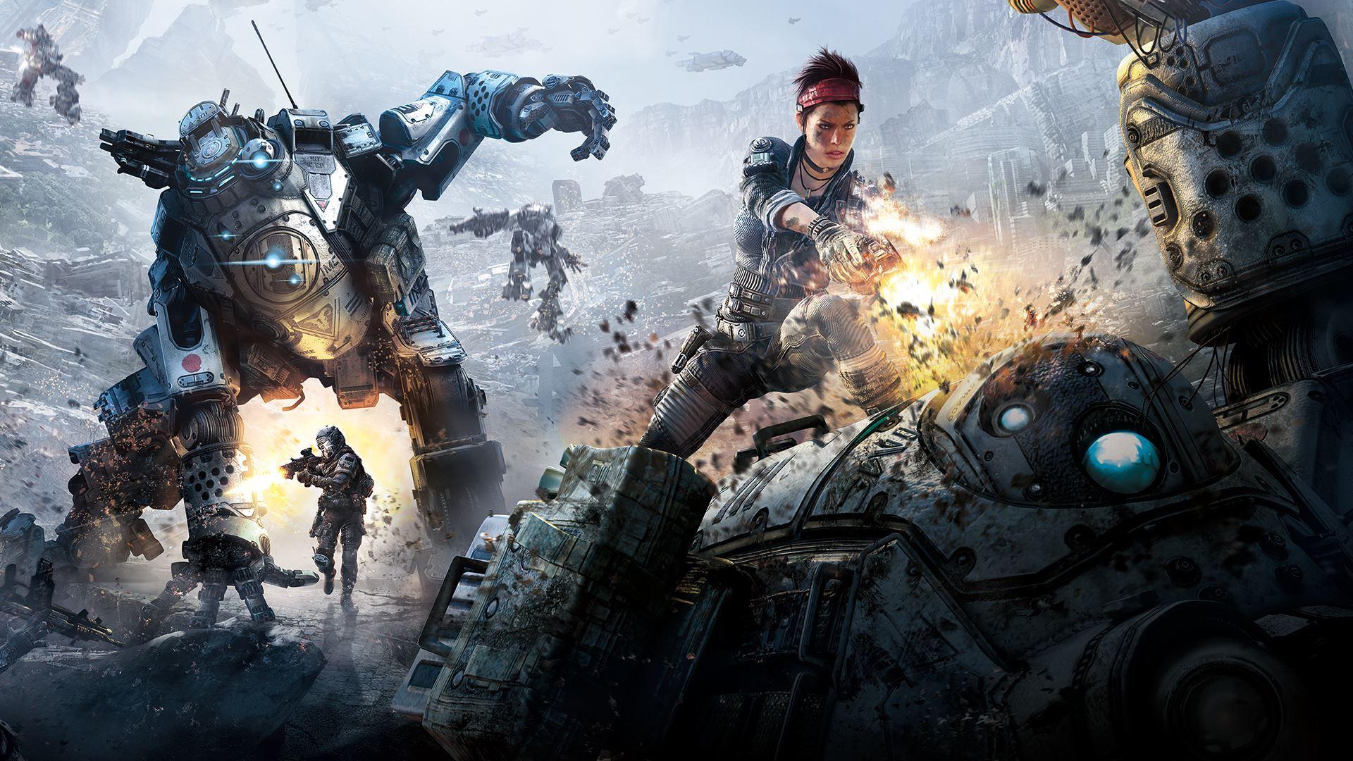 Королевская битва Titanfall возможно выйдет 4 февраля