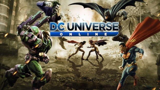 DC Universe Online появятся на Nintendo Switch