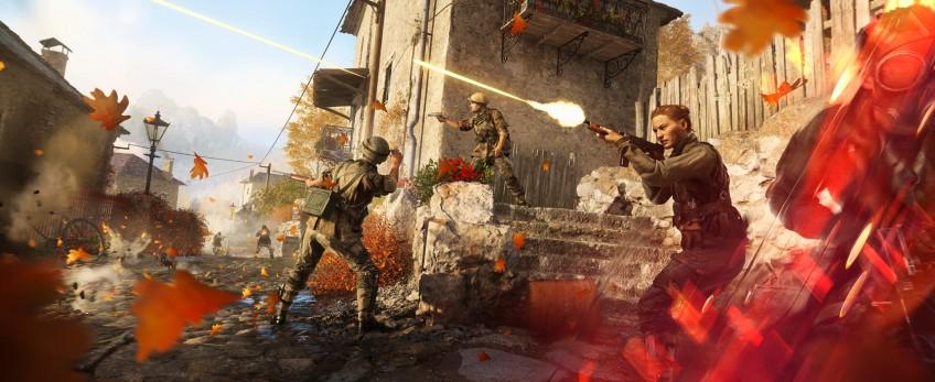 В Battlefield V появится четыре новые карты этим летом