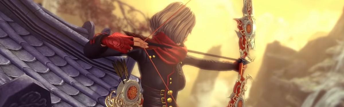 Долгожданный анонс Лучника для Blade and Soul