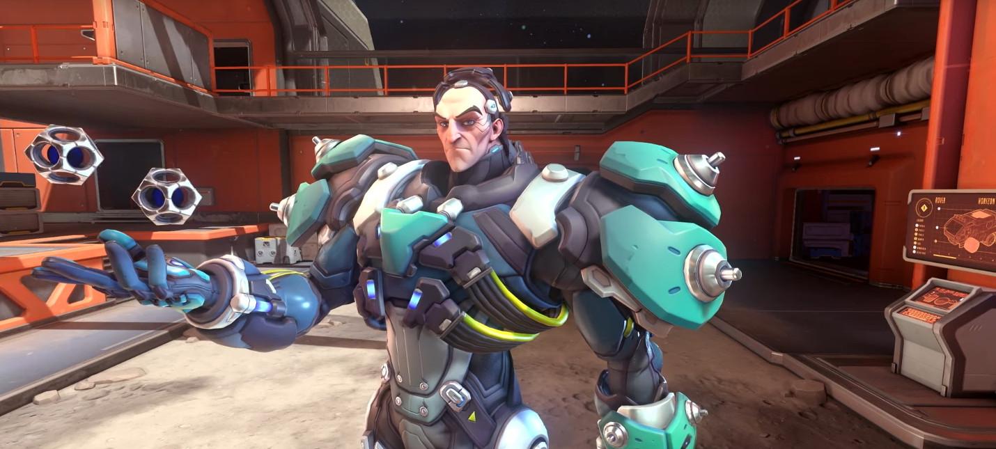 Blizzard официально анонсировала Сигма для Overwatch