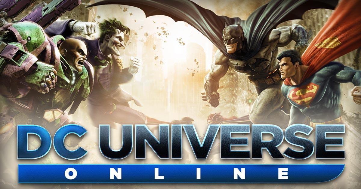 Объявлена дата релиза DC Universe Online на Nintendo Switch