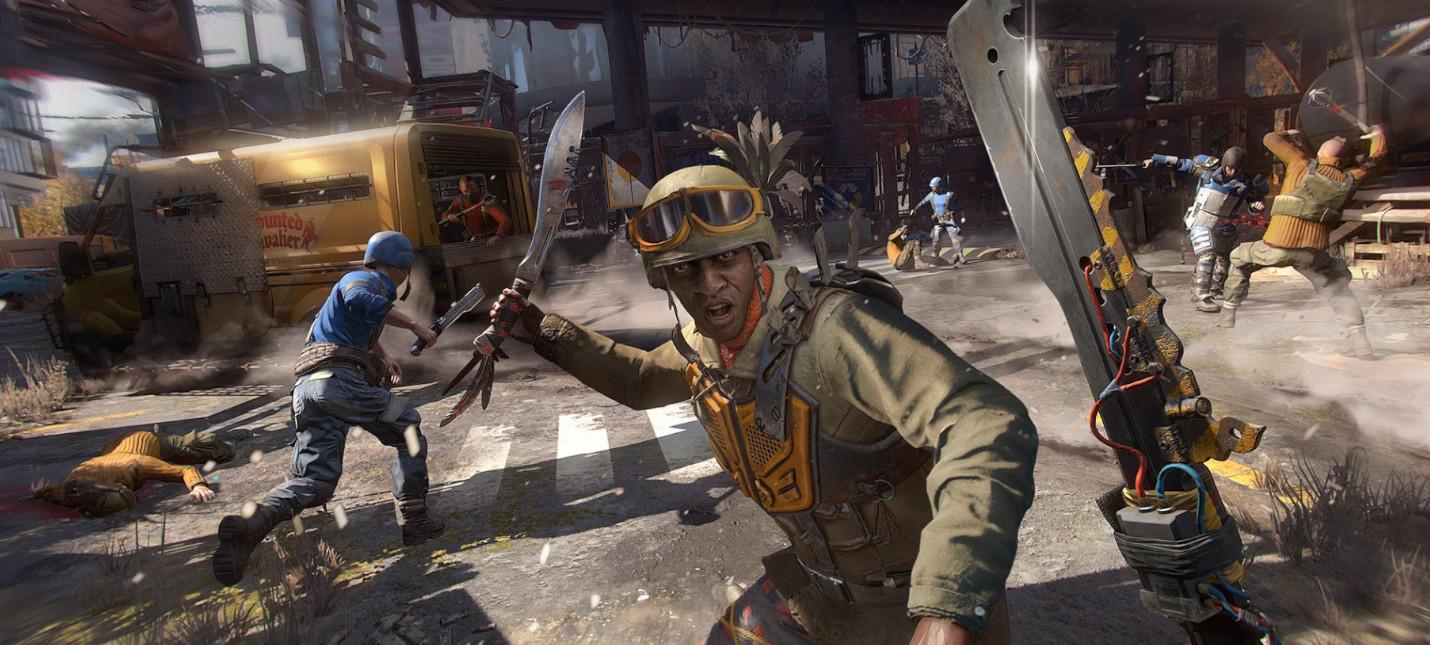 Полное прохождение Dying Light 2 займет более 100 часов