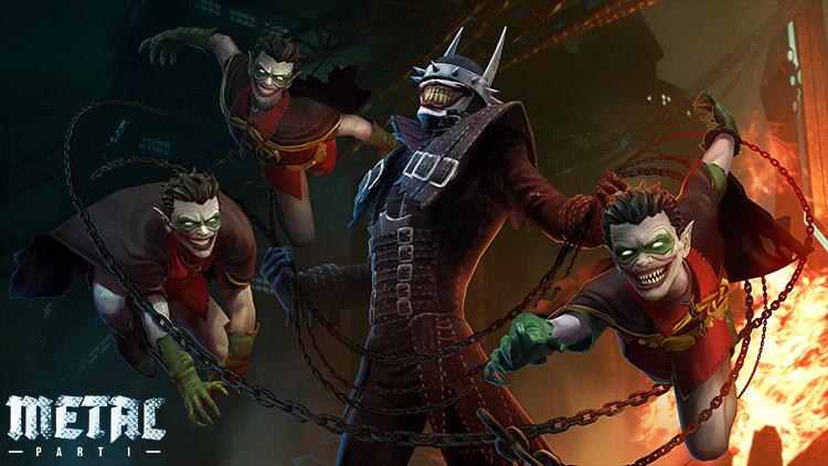 В DC Universe Online стартовал 35-й эпизод – Metal Part I