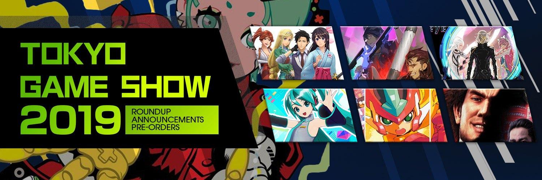 Подведены итоги Tokyo Game Show 2019