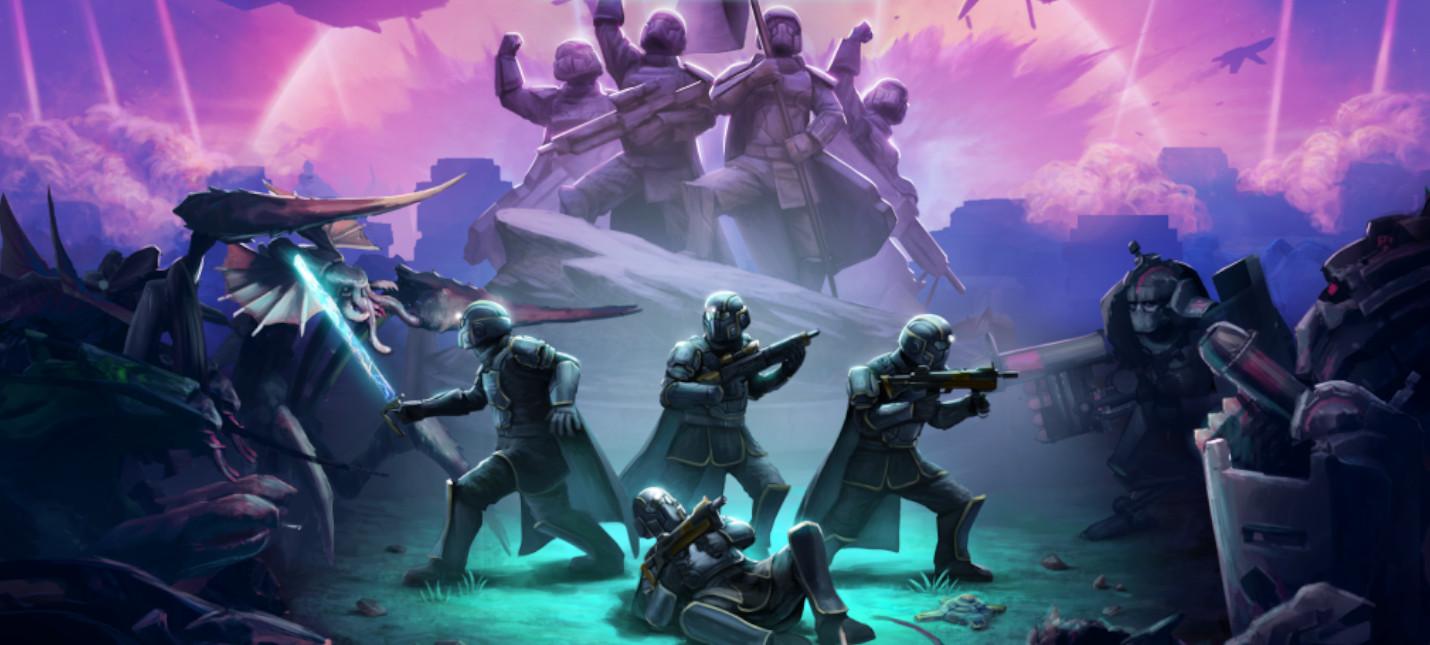 Обьявлена дата выхода обновления Dive Harder для Helldivers