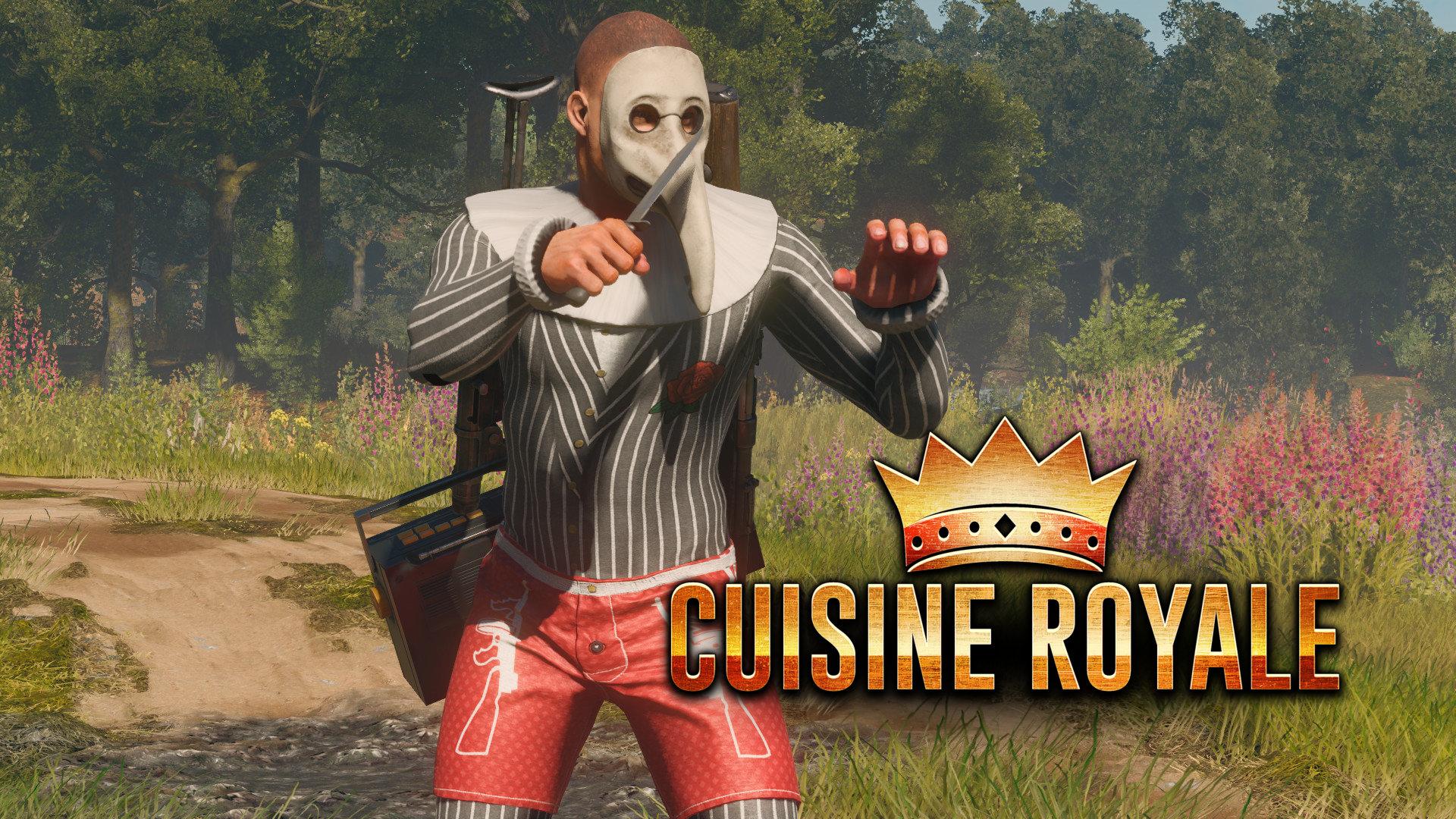 В Cuisine Royale вышло обновление Диковинный Запад: Век Нагваля