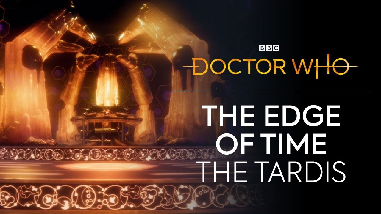 Обьявлена дата релиза Doctor Who: The Edge of Time