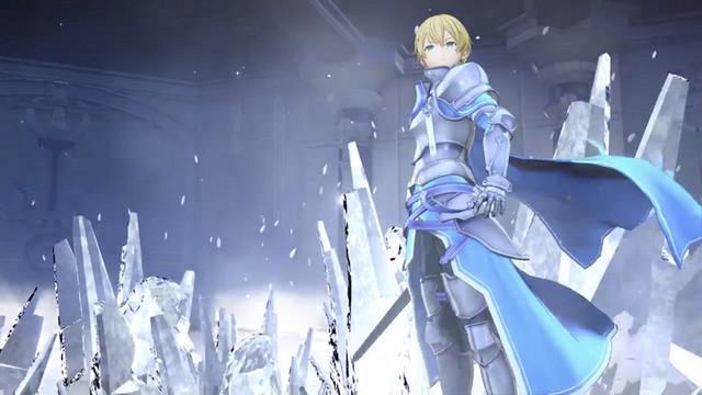 Новый геймплей Sword Art Online: Alicization Lycoris