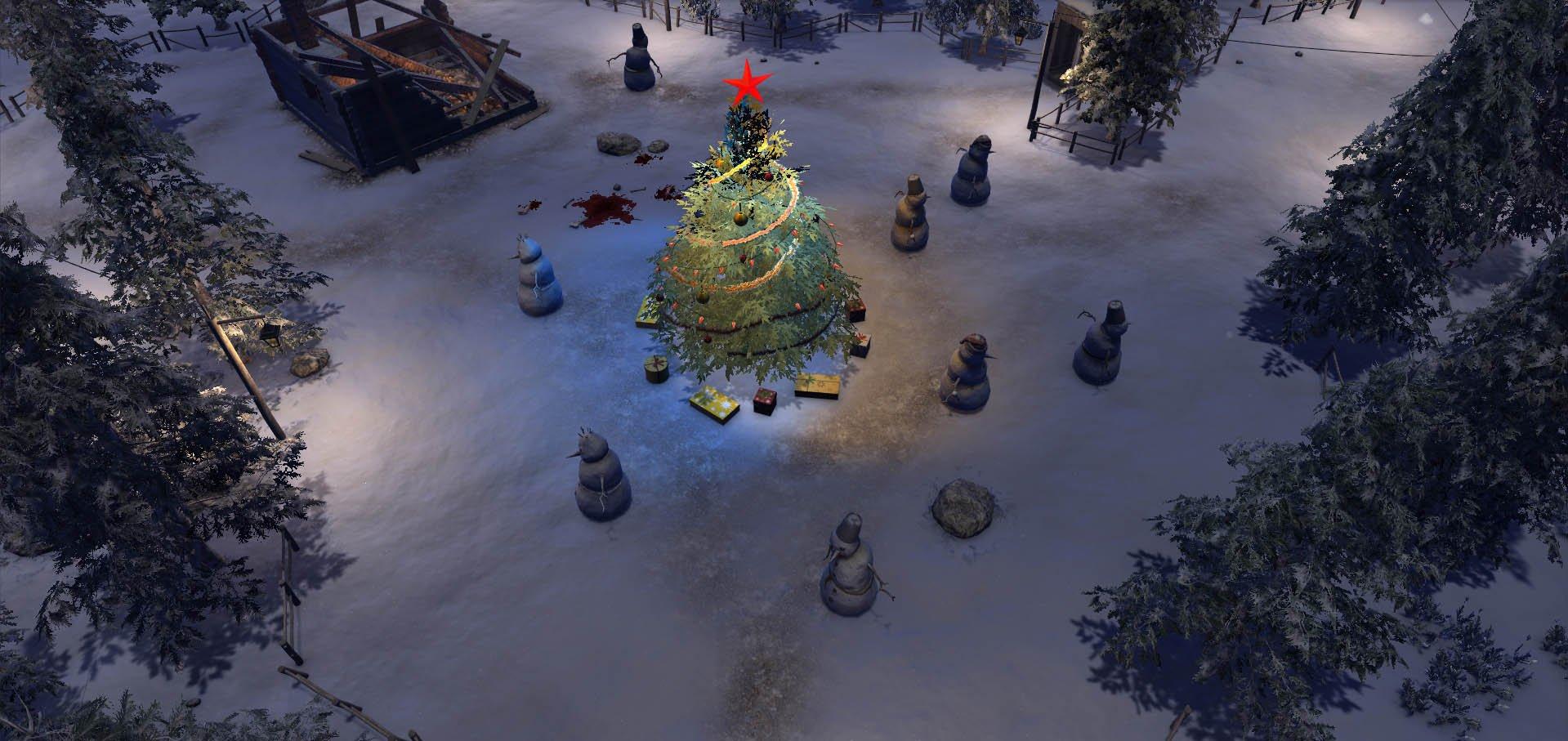 В Atom RPG вышло новогоднее обновление