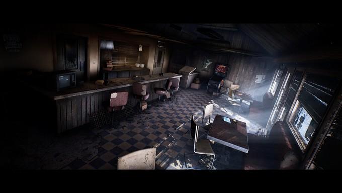 На Unreal Engine 4 воссоздали сцену из Silent Hill