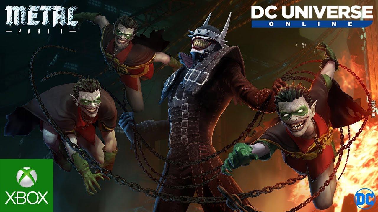 Весь контент DC Universe Online можно опробовать до 15 апреля