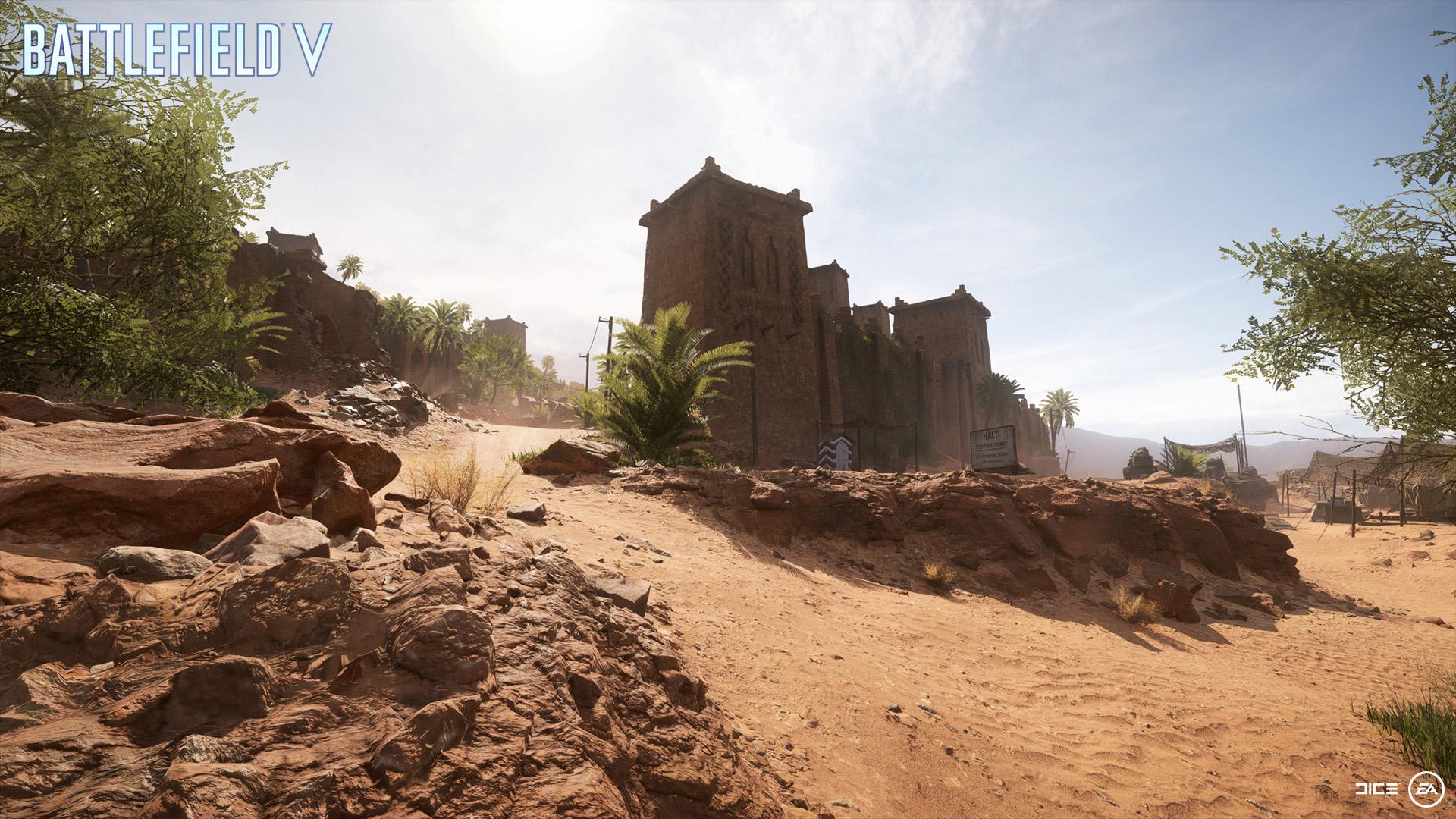 Первые детали последнего обновления для Battlefield V
