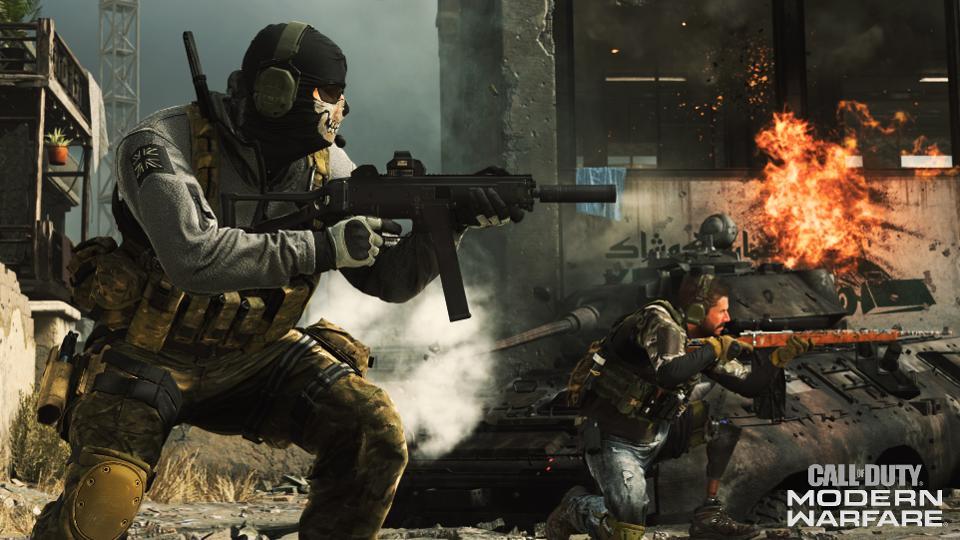Call of Duty: Modern Warfare и Warzone начинают еще активнее бороться с читерами