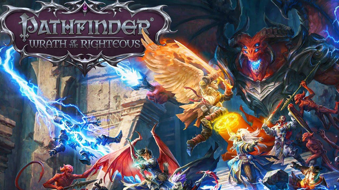 Альфа-тестирование Pathfinder: Wrath of the Righteous уже началось