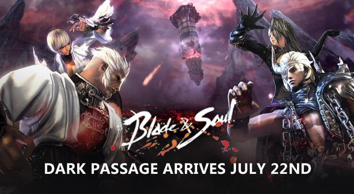 В англоязычной версии Blade and Soul готовится к выходу обновление Dark Passage