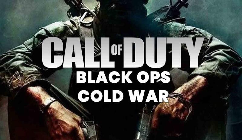 Обьявлено точное время анонса Call of Duty: Black Ops Cold War