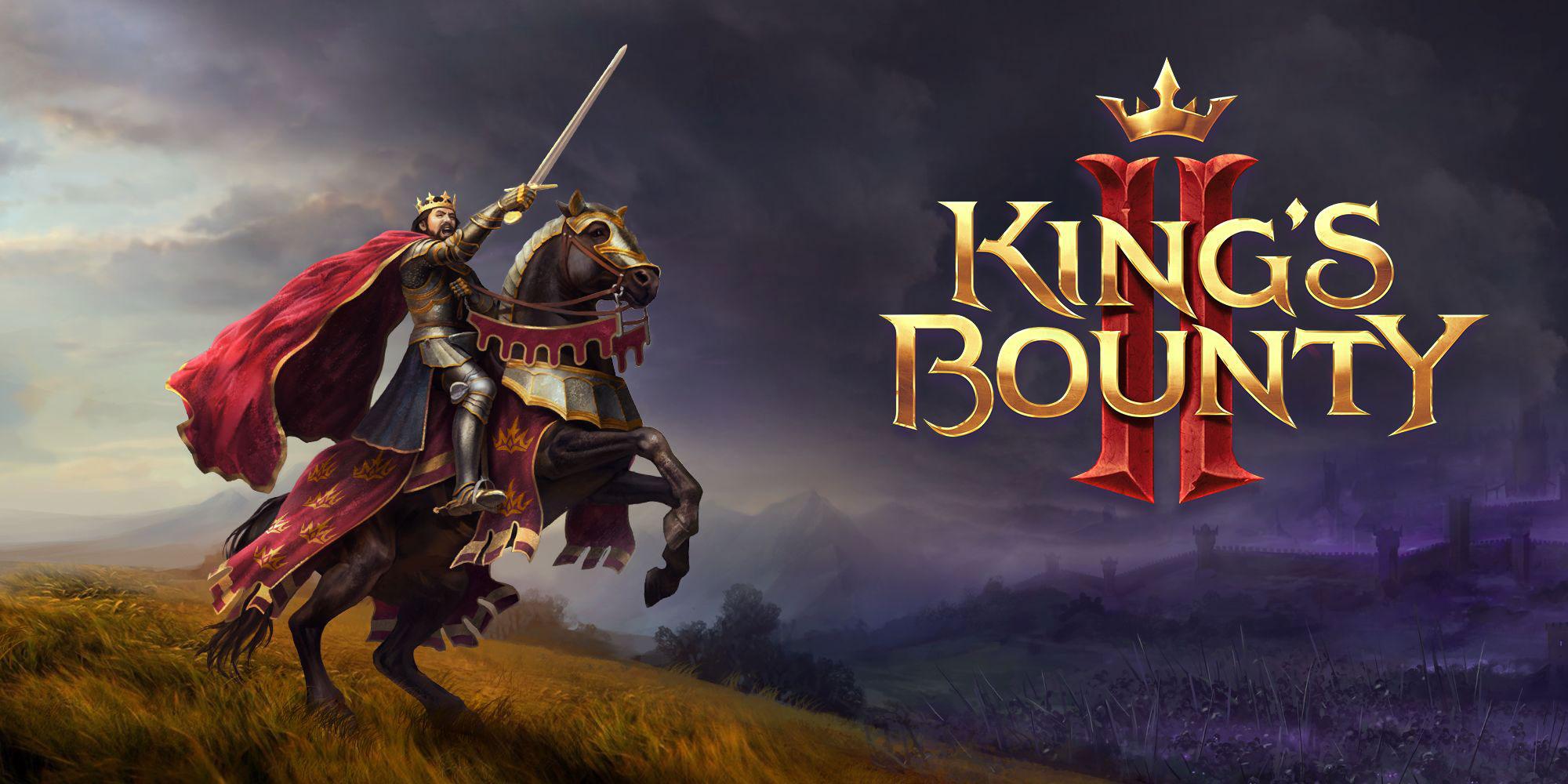 Для King's Bounty II опубликовали новый тизер, релиз в марте 2021 года