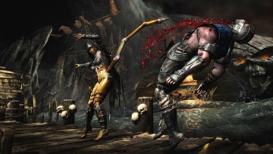Новые версии Mortal Kombat и Injustice будут разработаны на Unreal Engine 4