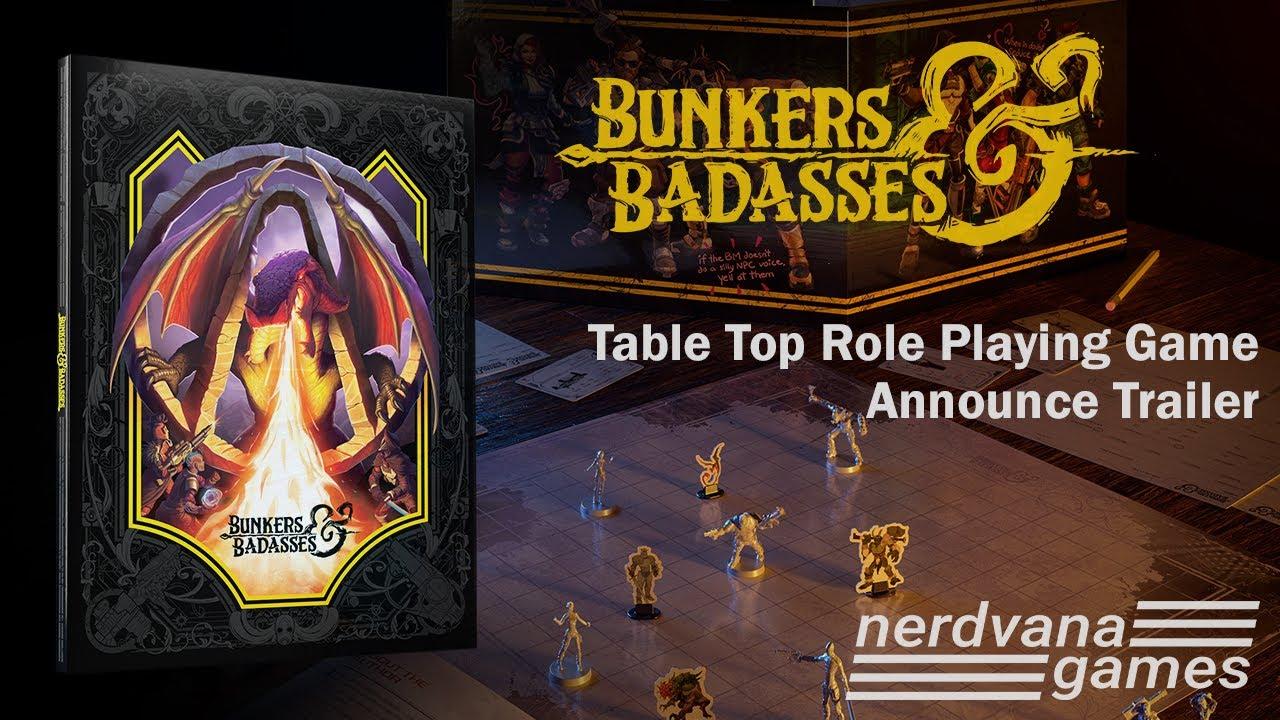 По мотивам Borderlands появится настольная игра – Bunkers & Badasses
