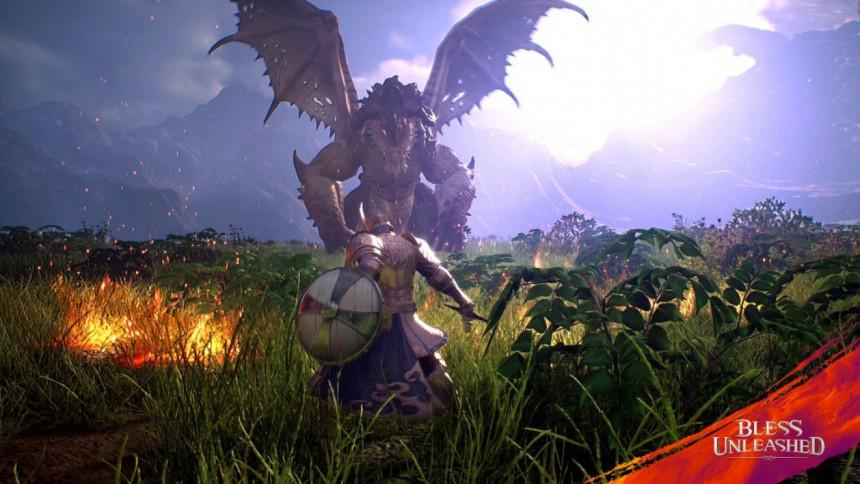 ЗБТ PC-версии Bless Unleashed стартует 4 ноября