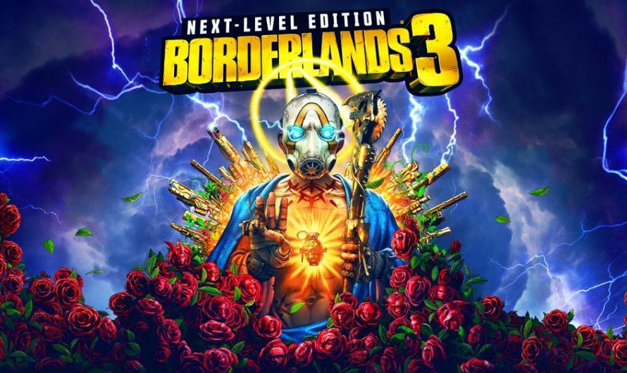 Представлен трейлер режима Arms Race для Borderlands 3