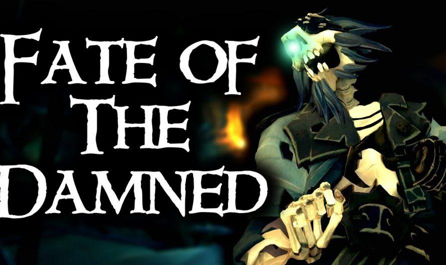 Хллоуин в Sea of Thieves начнется 28 октября с обновлением Fate of the Damned