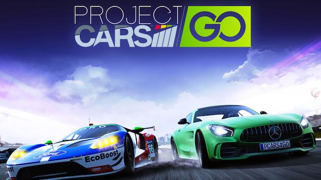 Геймплей и начало ЗБТ Project CARS GO