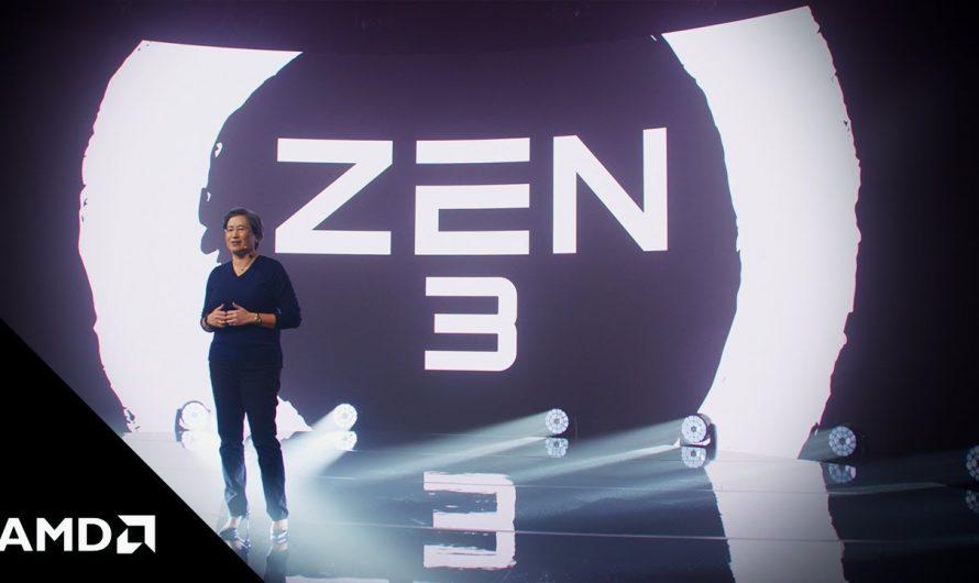 Официально анонсирована линейка процессоров Ryzen 5000