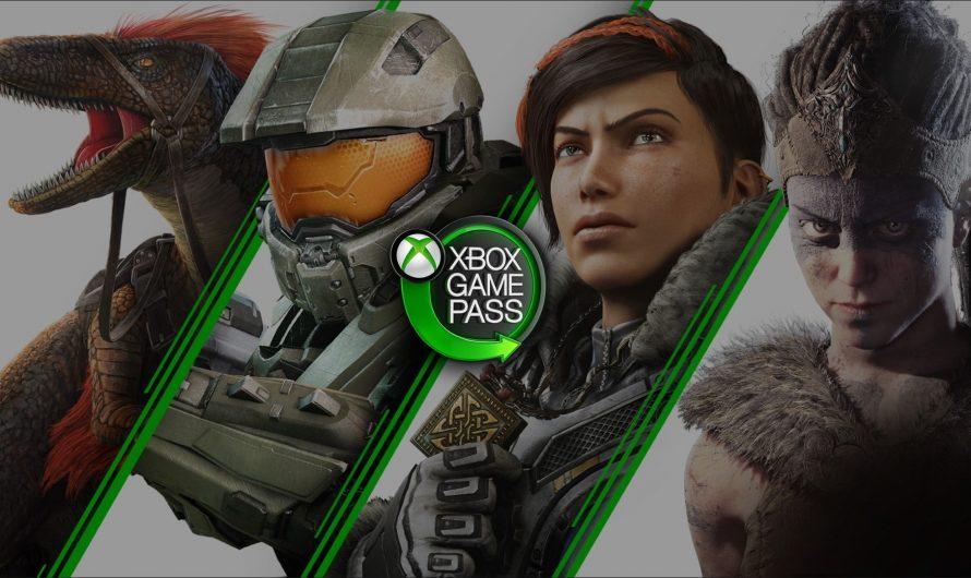 Список грядущих новинок Xbox Game Pass