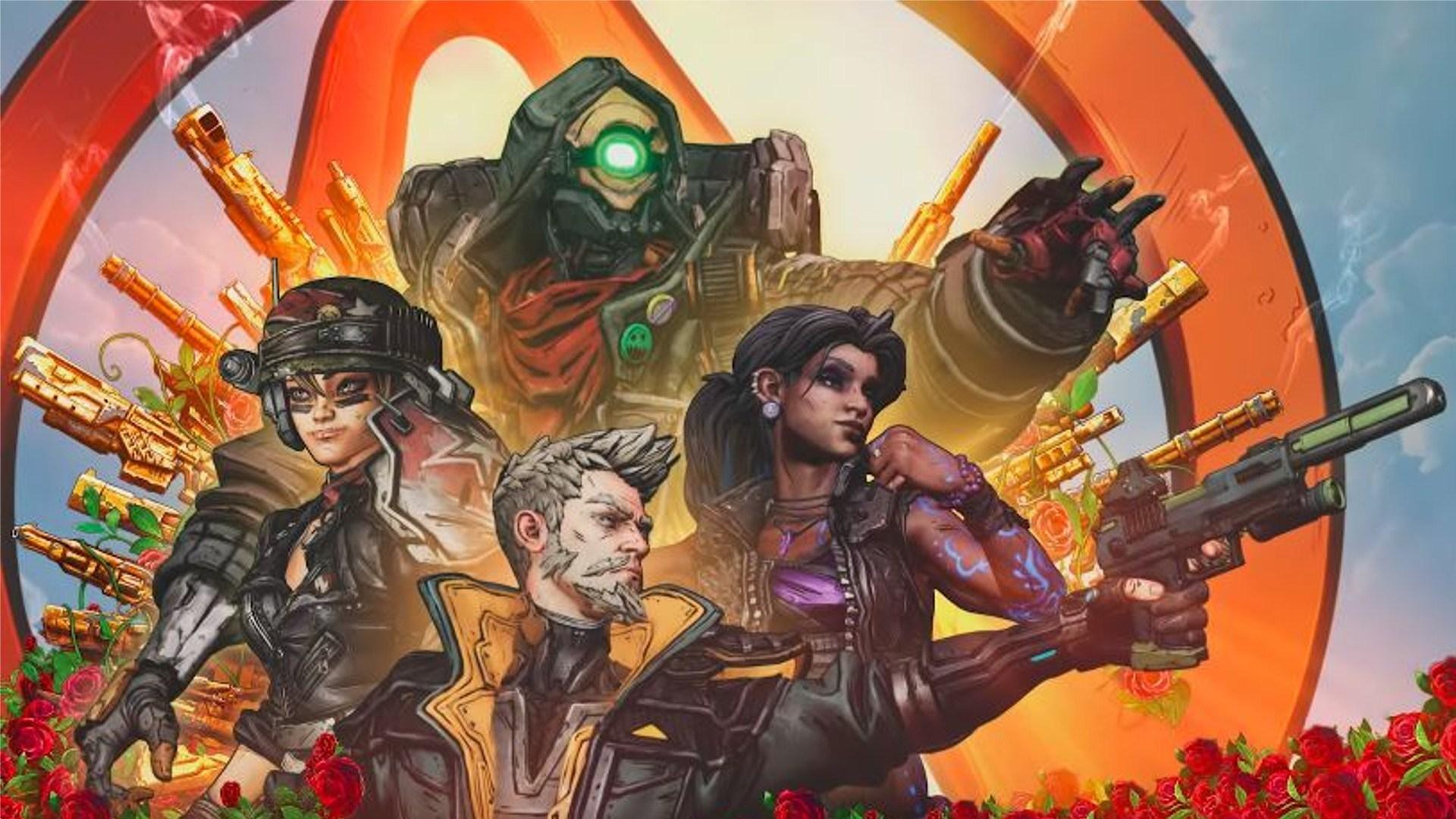 В Borderlands 3 появится режим Гонка вооружений