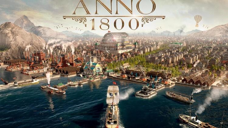 Для Anno 1800 анонсировали третий сезон с дополнениями