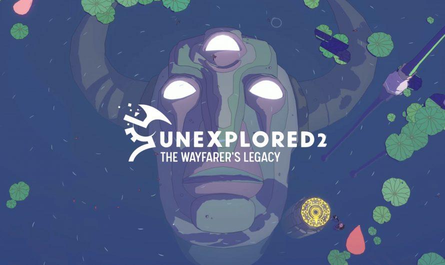 Бета-тестирвоание Unexplored 2: The Wayfarer's Legacy начинается 11 ноября