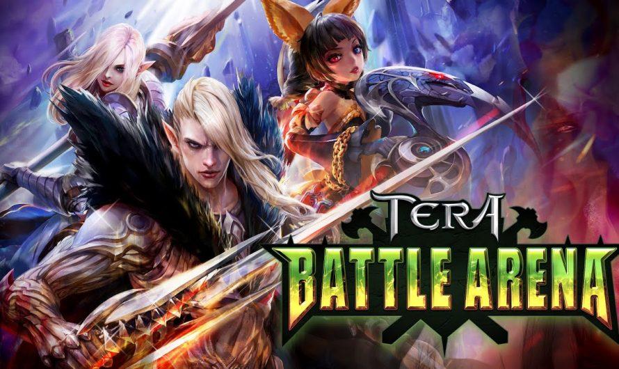 TERA Battle Arena закрыли спустя месяц своего существования