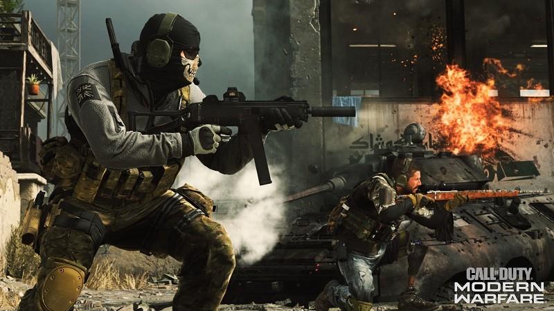 В сети появилась информация о новой карте Call of Duty: Warzone