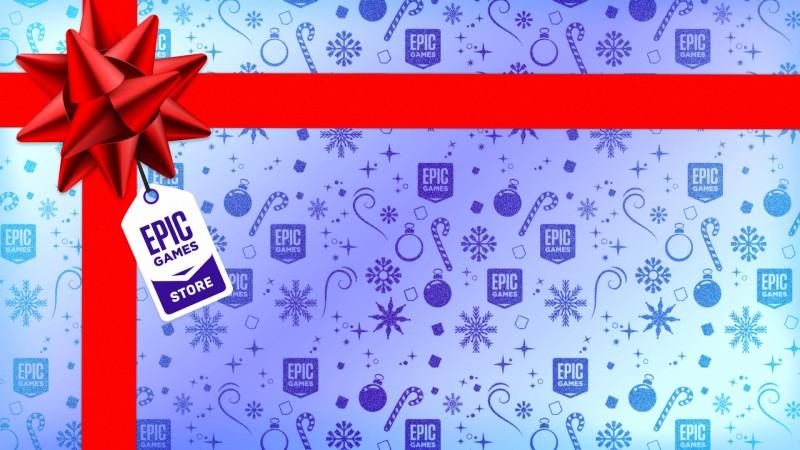 Пользователи магазина Epic Games Store получат 15 бесплатных игр к грядущим праздникам