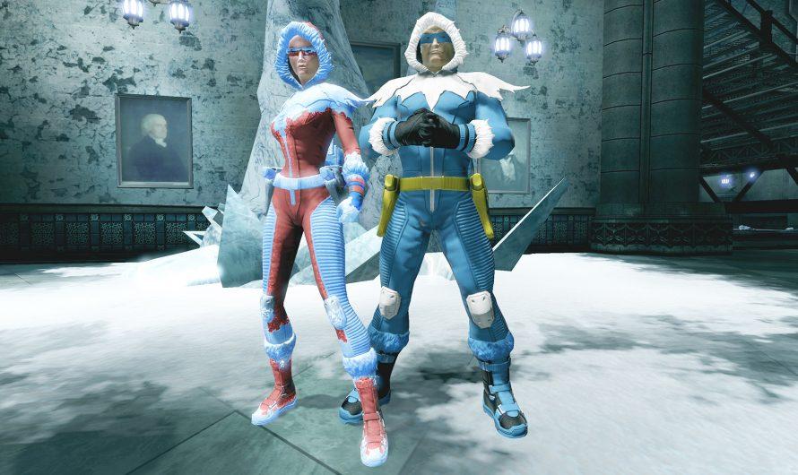 В DC Universe Online началось сезонное мероприятие Season's Greedings