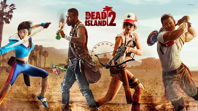 Над Dead Island 2 продолжается работа