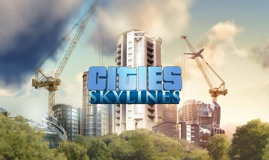 В EGS стартовала бесплатная раздача Cities: Skylines