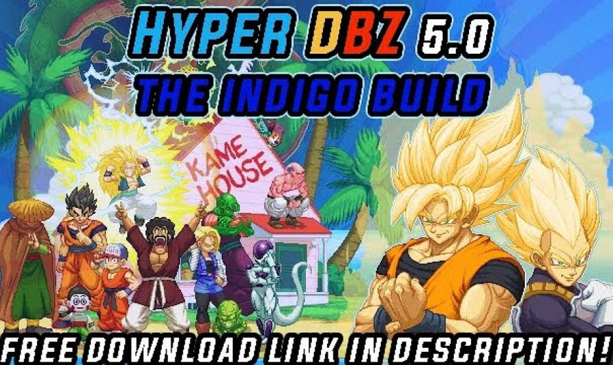 Обновленная версия Hyper Dragon Ball Z уже доступна